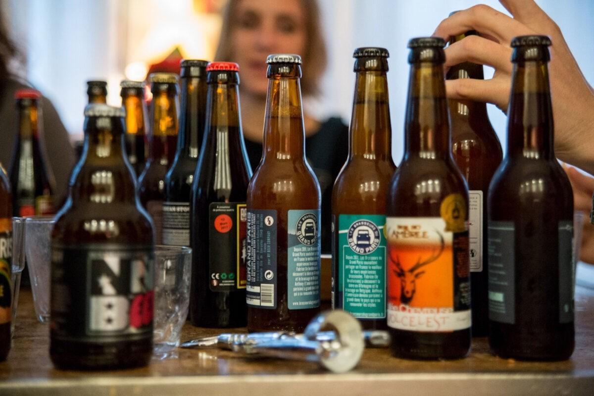 bière artisanale et bière traditionnelle